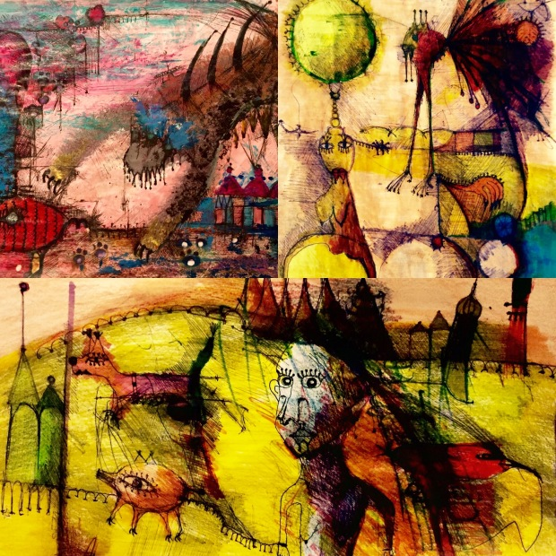 Series of Ilustrations