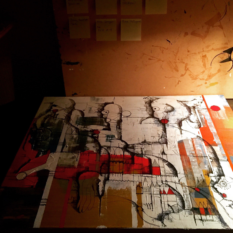 Untitled 92 - work in progress